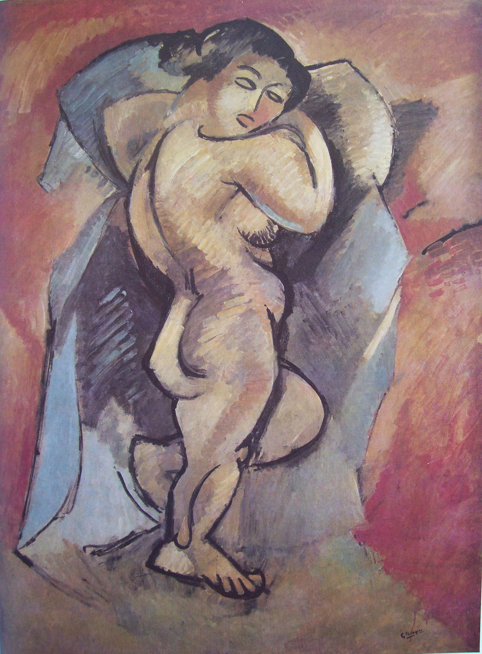 """Le Harem""""(Picasso. 1906)"""