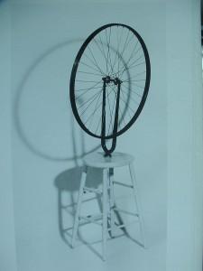 roue de bicyclette.  1964