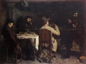 0035.Gustave-Courbet-Apres-le-diner-a-Ornans-1848-1849