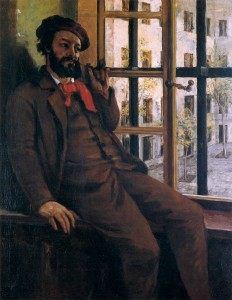 autoportrait à Ste Pélgie. 1872
