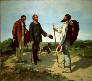 la rencontre.1854-55
