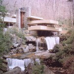 """wright """"maison sur la cascade"""".1935"""