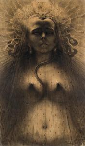 L'Idole de perversité,1891