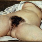 Courbet. origine du monde.1866