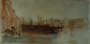 le grand canal (2008.aquarelle)
