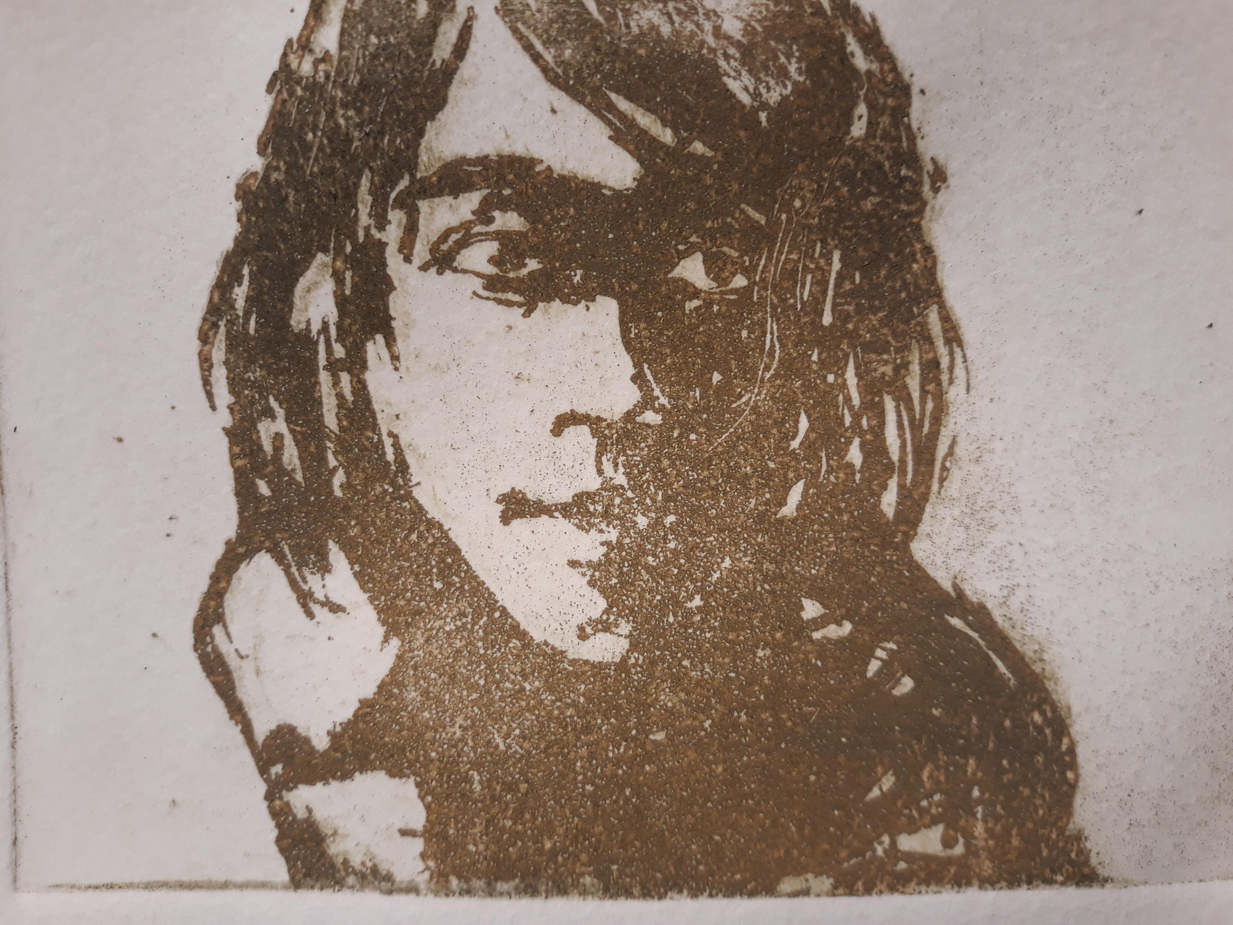 17M01. monotype